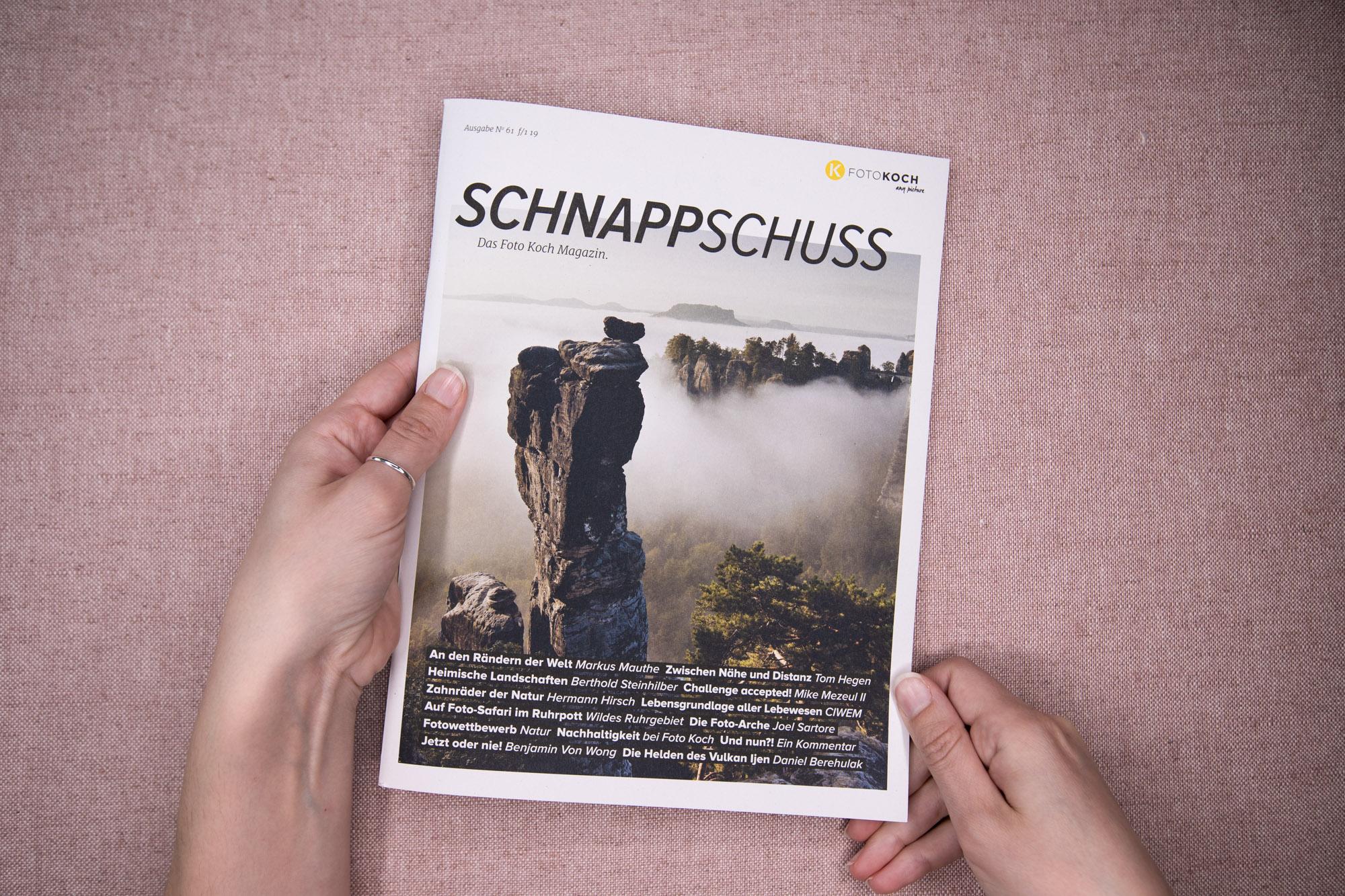 Schnappschuss Natur als PDF