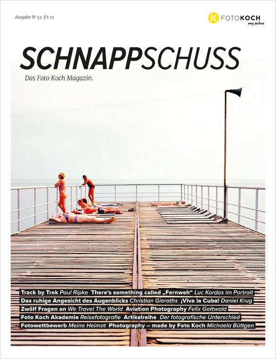 Schnappschuss No. 53 Fernweh