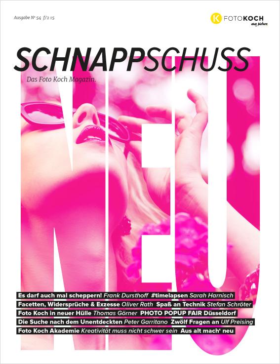 Schnappschuss No. 54 Neu
