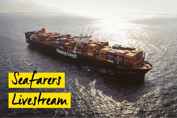 Seafarers Livestream Patrick Ludolph