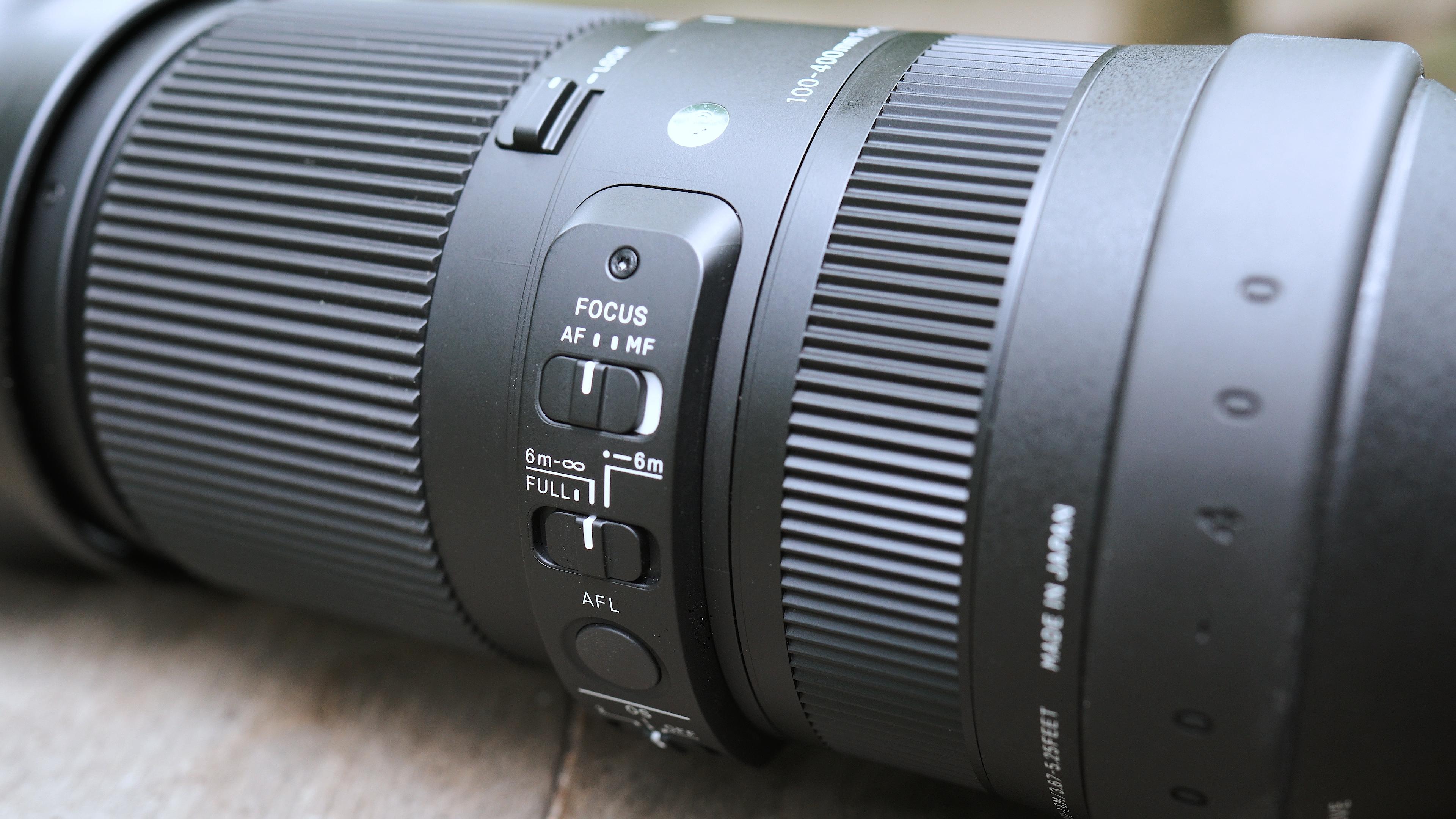 Sigma 100-400mm