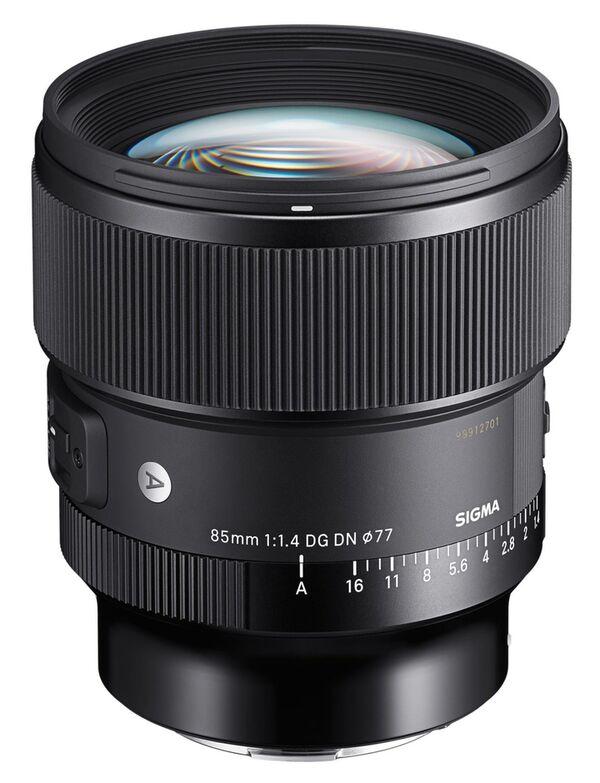 Sigma AF 85mm f/1,4