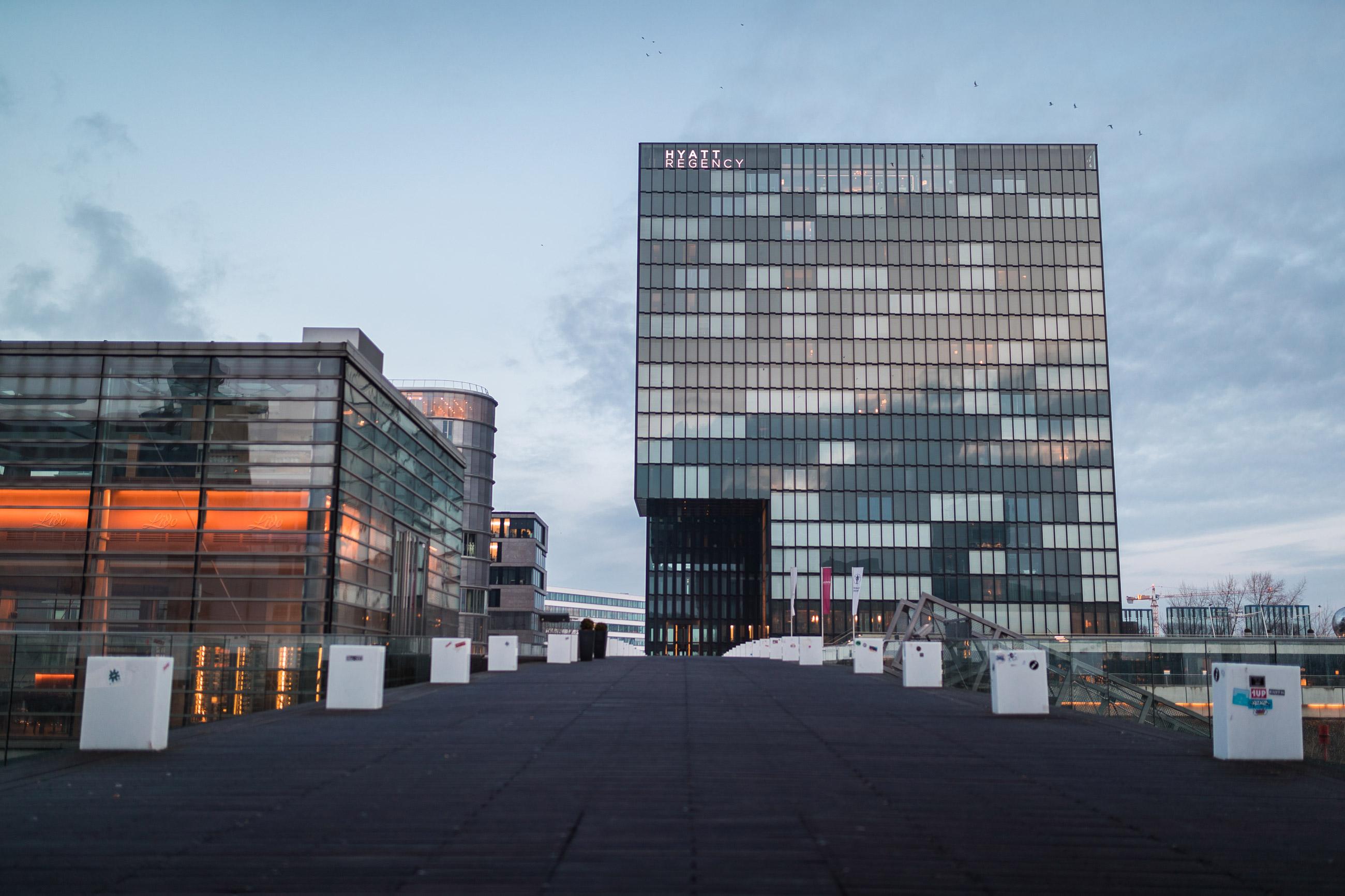 Medienhafen Düsseldorf Hotel