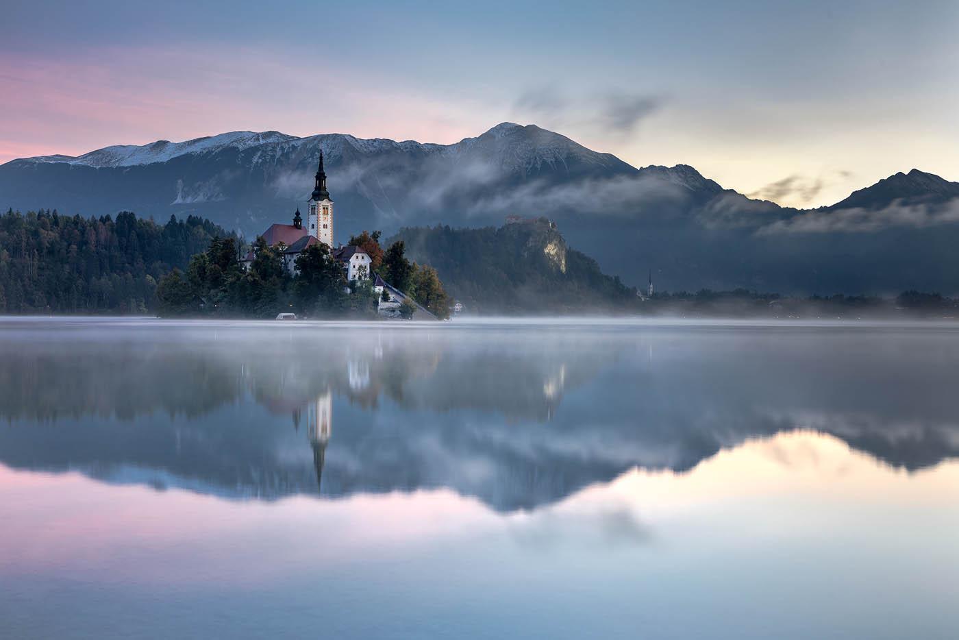 Slowenien - Lake Bled