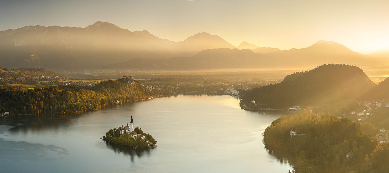 Sigma Slowenien - Lake Bled