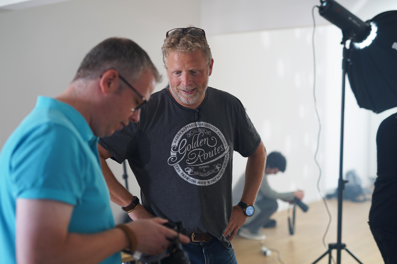 Sigma E-Mount Day mit Alexander Heinrichs Workshop Shooting