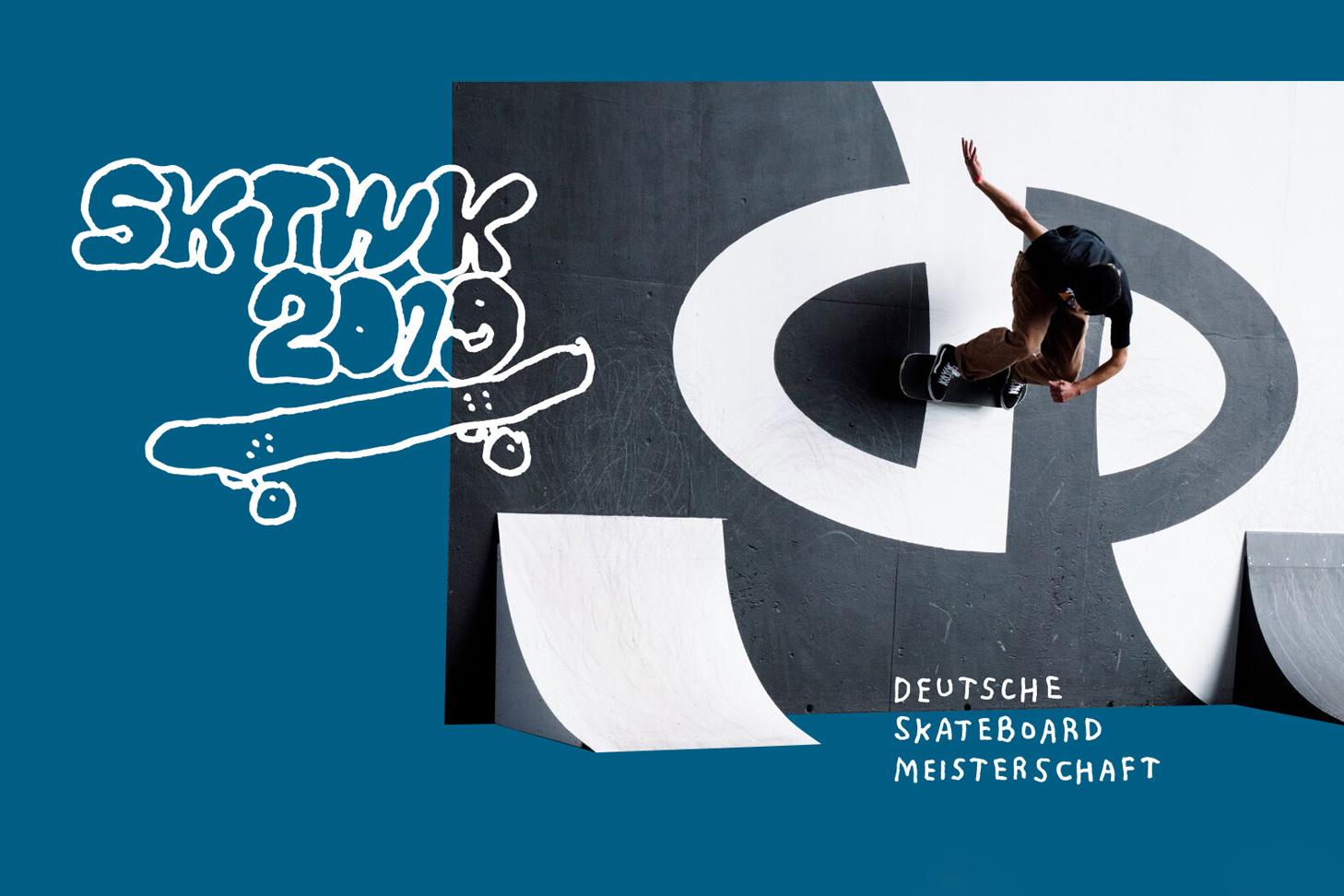 Deutsche Skateboard Meisterschaft 2019