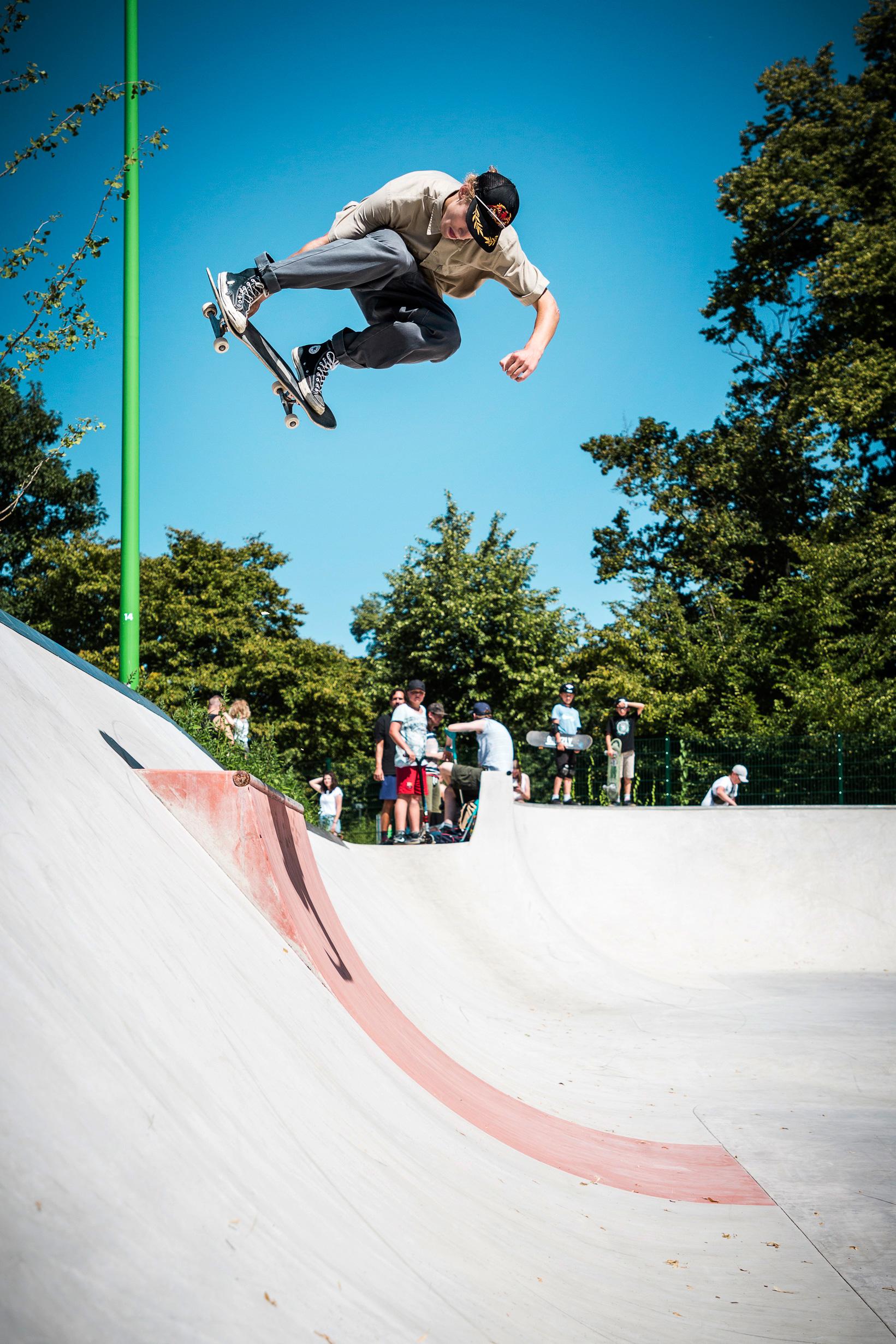 Deutsche Skateboard Meisterschaft