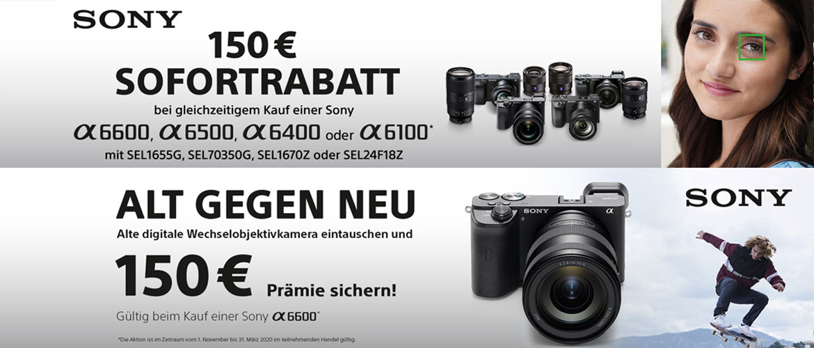 Sony Sofortrabatt Aktion