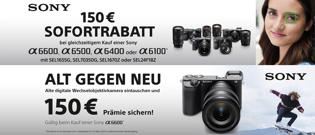 Sony Sofortrabatt Aktio