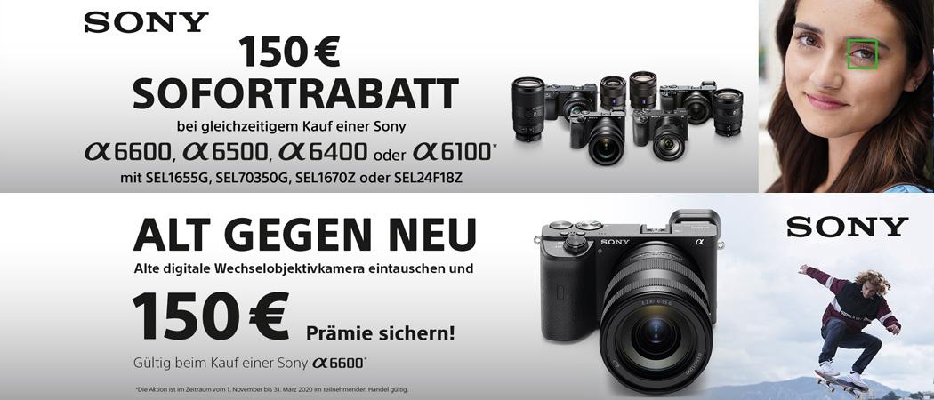 Sony Sofortrabatt Aktio
