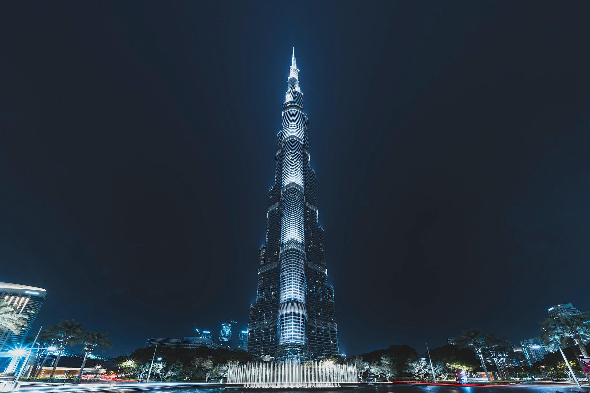 Dubai Sony Alpha Night