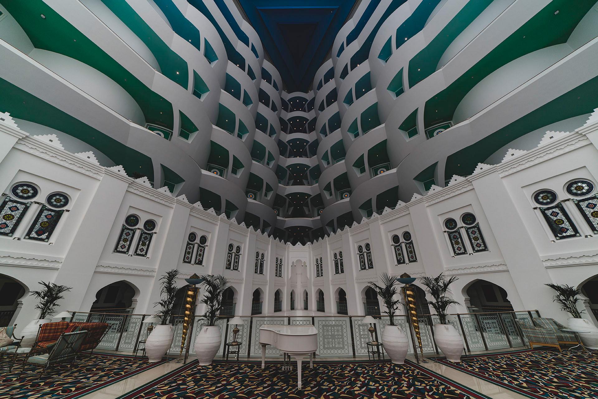 Dubai Sony Alpha Architektur