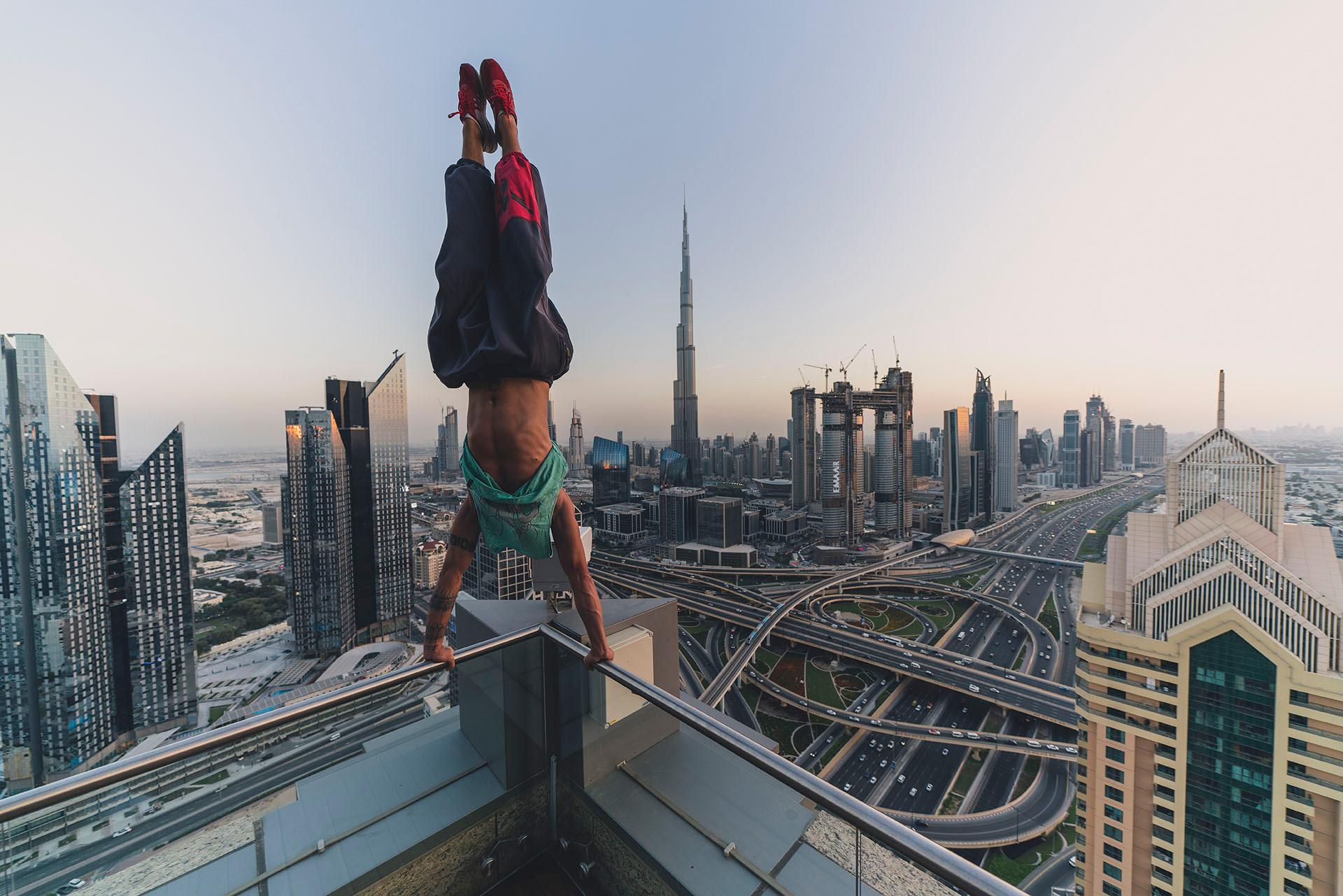 Dubai Sony Alpha Parcour