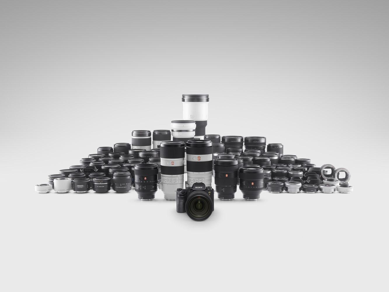Sony Kamera Lineup