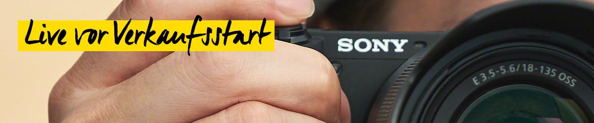 Sony Sneak Preview