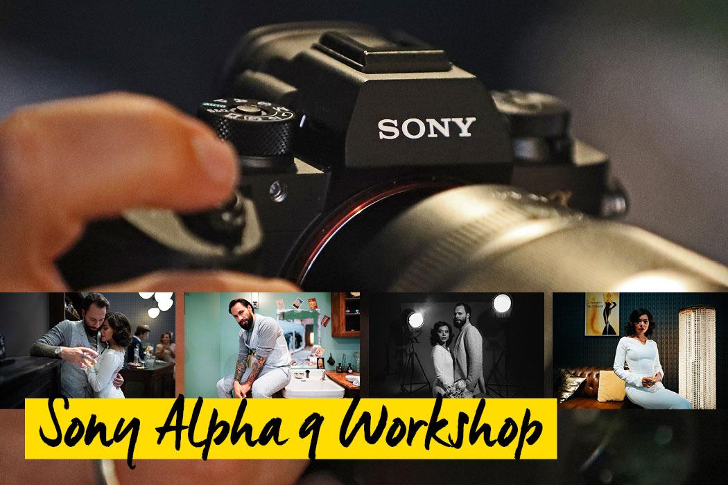 Sony Alpha 9 Workshop