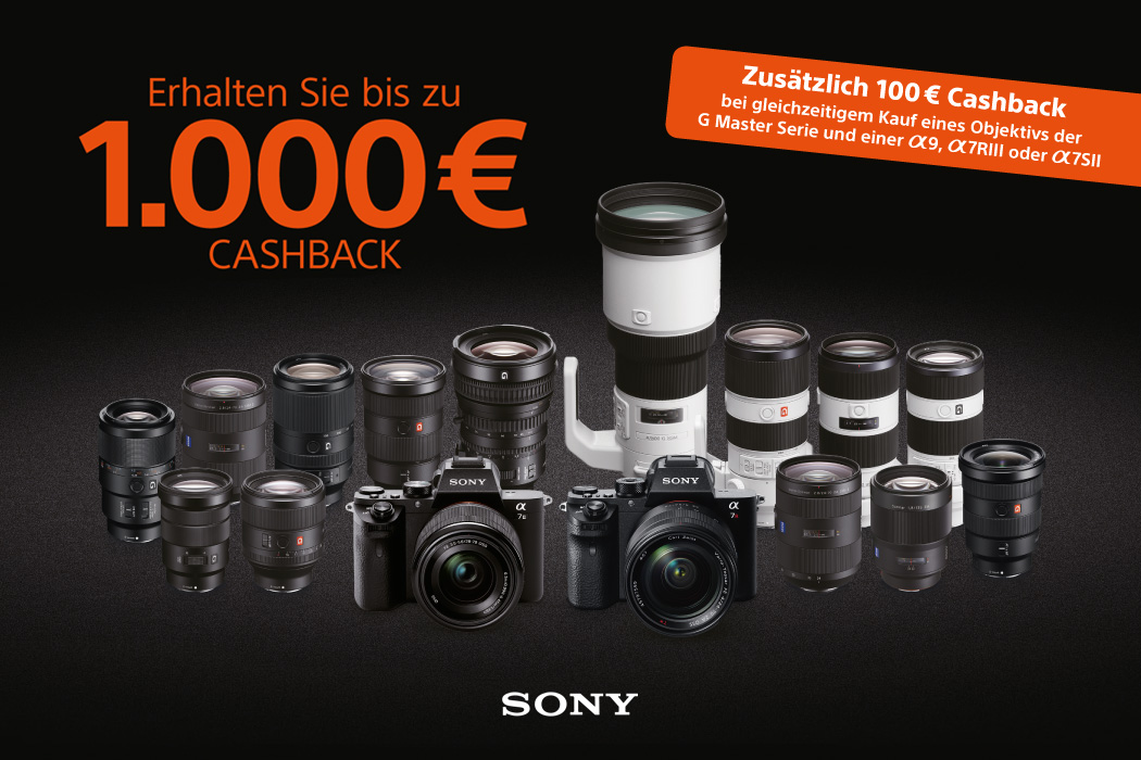 Sony Cashback