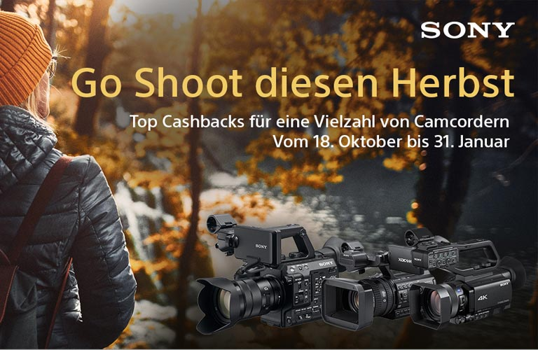 Sony Pro Video Cashback
