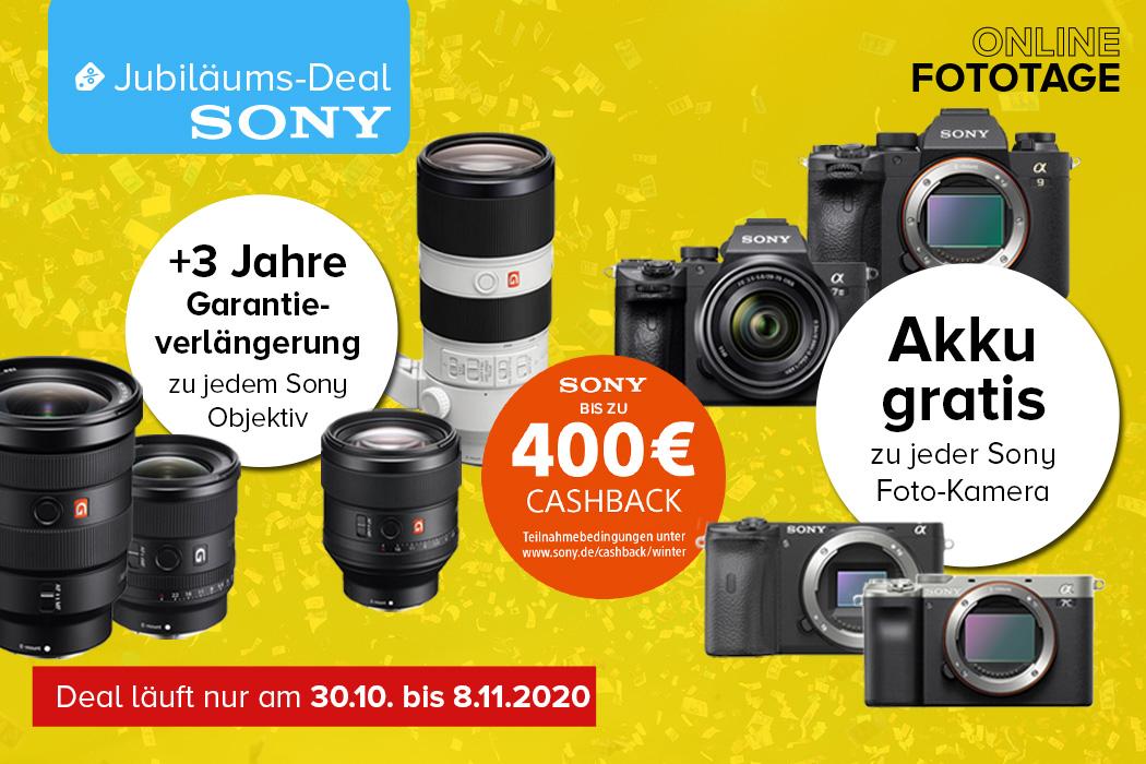 Sony Jubiläumsdeal