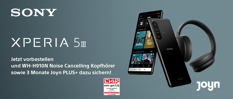 Sony XPERIA 5 III 5G Aktion