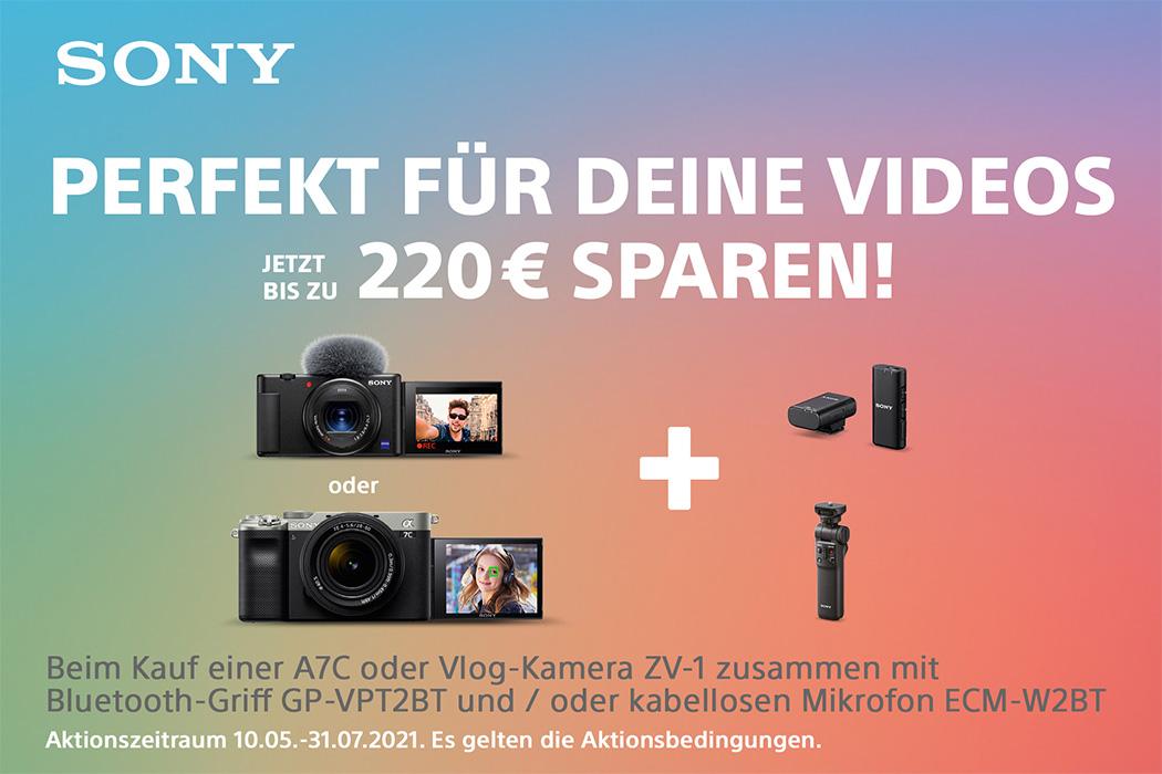 Sony Kombi-Vorteil Aktion