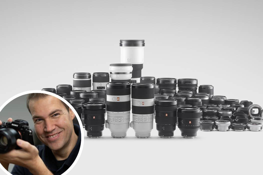 Welches Objektiv darf nicht fehlen? Kaufberatung für Sony E-Mount | Christian Laxander (Sony)