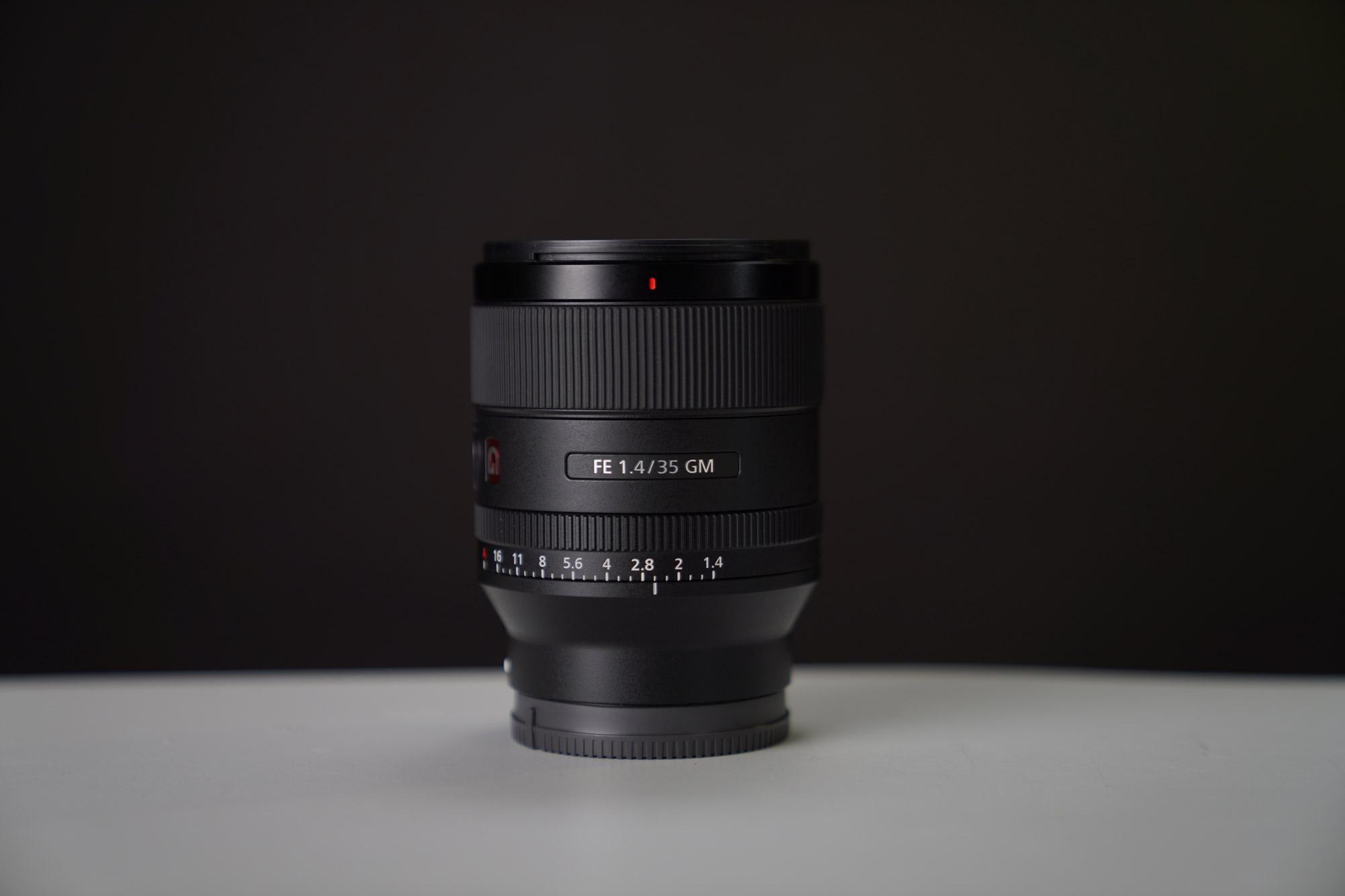 Sony 35mm f/1.4