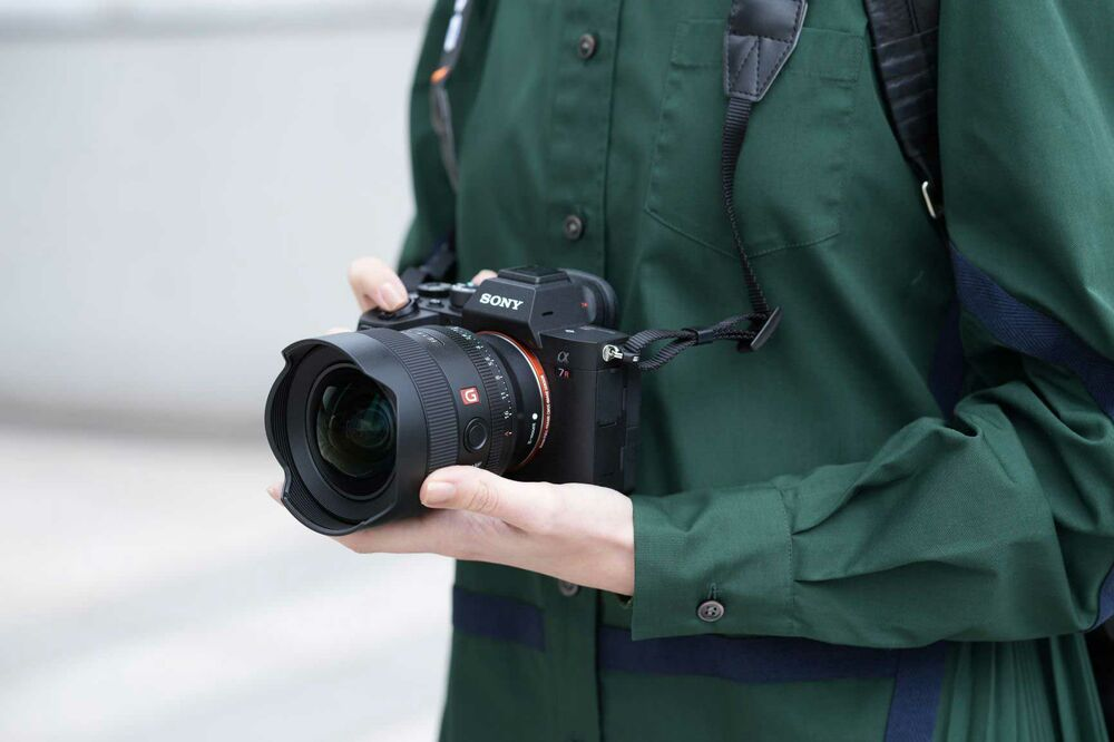 Sony 14mm f/1.8 GM