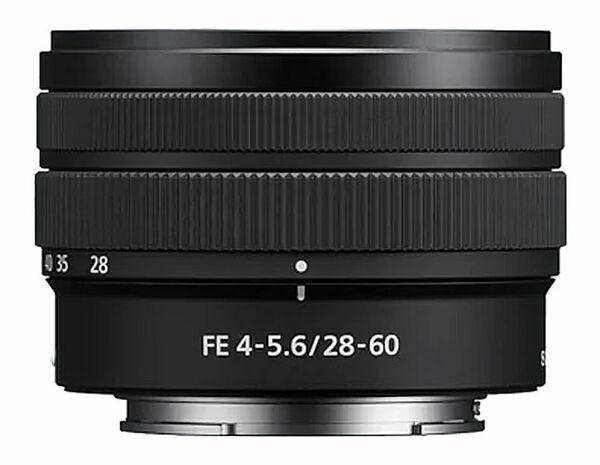 Sony SEL 28-60mm f/4.0-5.6