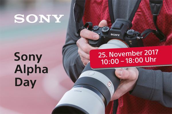 Sony Alpha Day