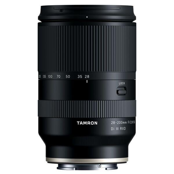 Tamron 28-200mm f/2.8-5,6 Di III RXD Sony FE Mount