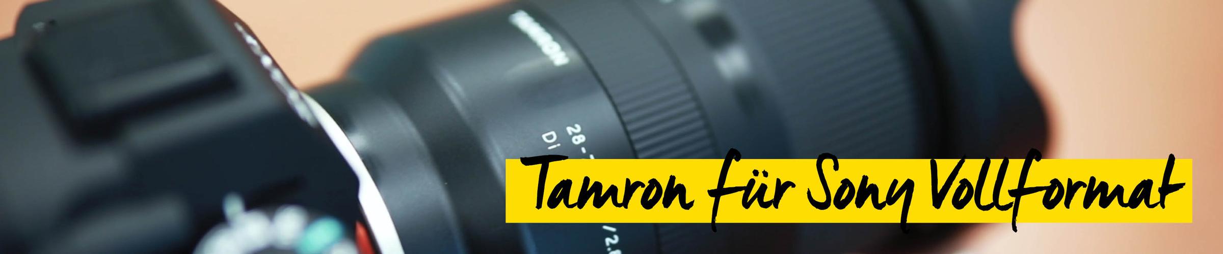Tamron 28-75mm f.2.8