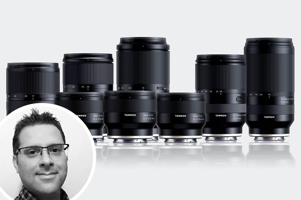 Tolle Alternativen für Sony E-Mount � Objektive von Tamron | Sven Diegel
