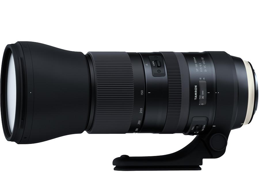 Tamron 150-600 mm G2 SP