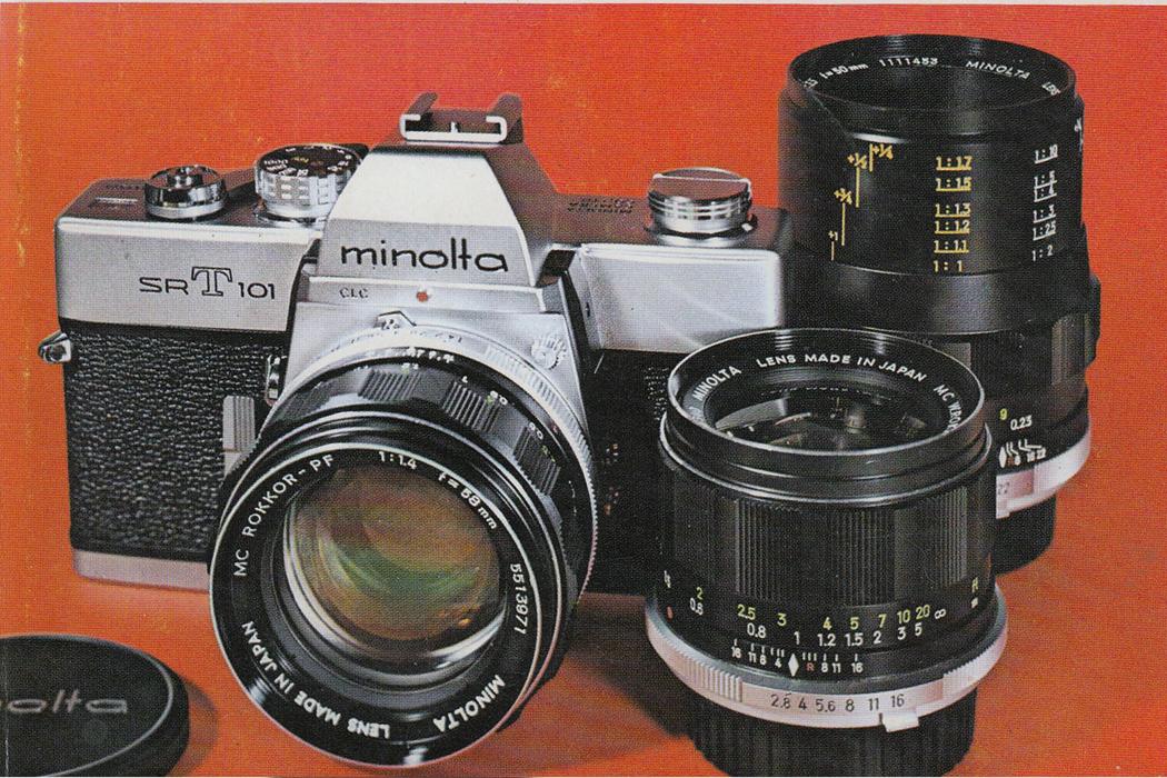 Minolta Foto Koch