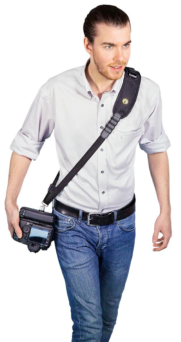 Top Foto Reise-Gadget Sun Sniper Kameragurt