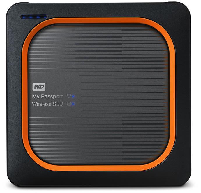 Top Foto Reise-Gadget Western Digital My Passport SSD Festplatte
