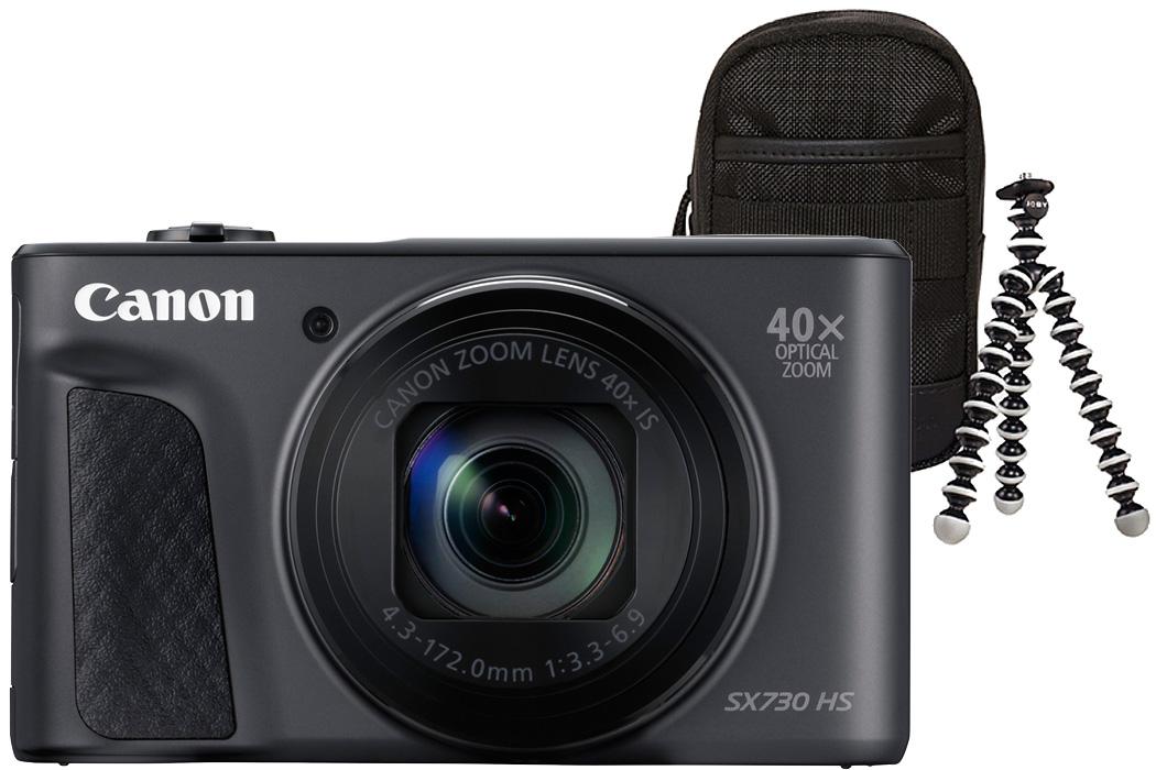 Top 5 Reisekameras Canon PowerShot SX730 HS