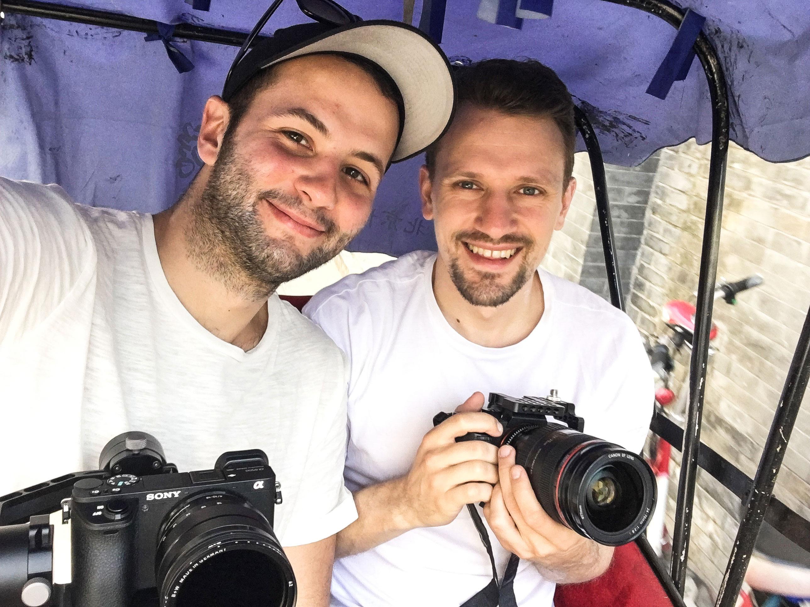 Transsibirische Eisenbahn Filmemacher Assistenz