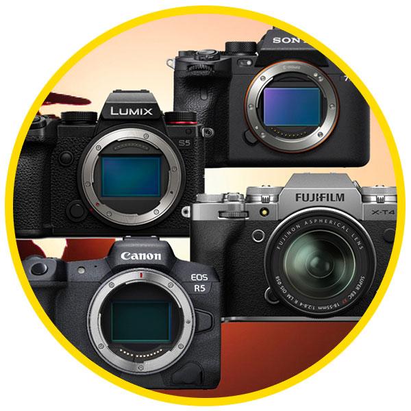 Die besten Kamera-Neuheiten 2020