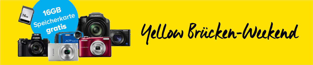 Yellow Brücken-Weekend