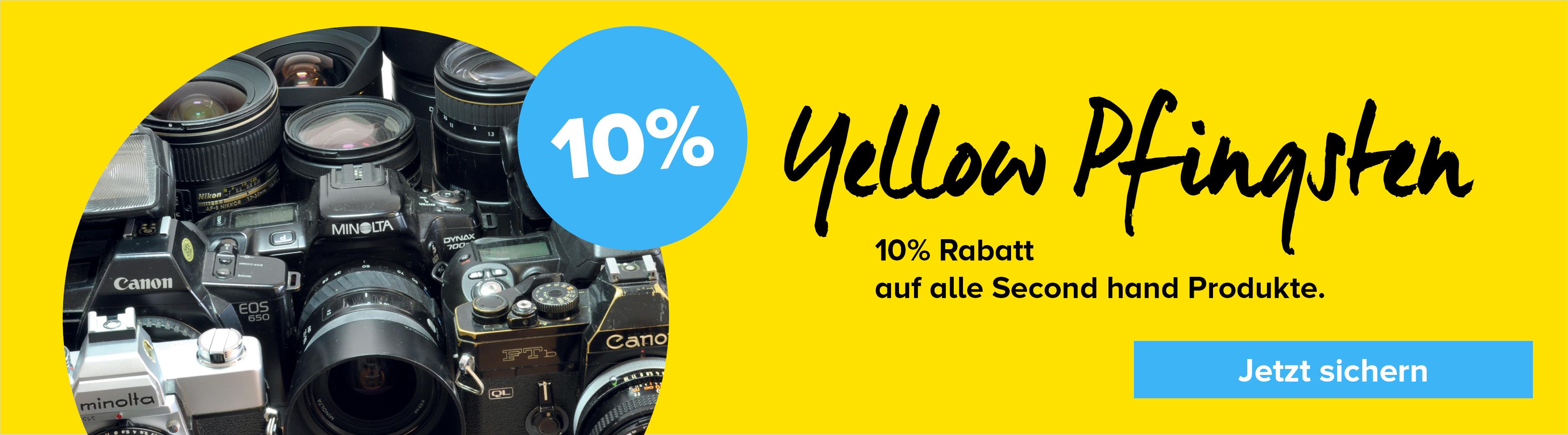 Yellow Pfingsten