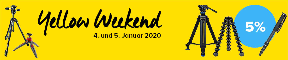 Yellow Weekend Stative