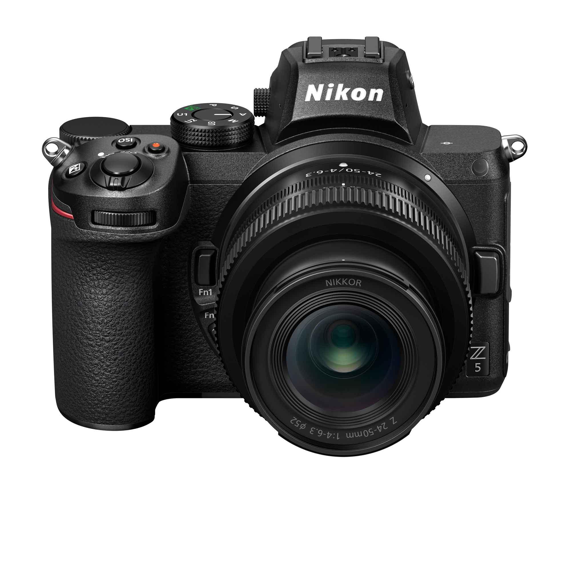 Nikon Z5 Basiskit
