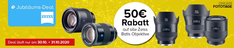 Zeiss Batis Jubiläums-Deal