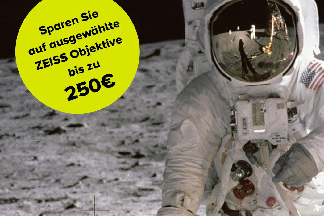 Zeiss Moon Landing