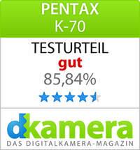 Für weitere Info hier klicken. Artikel: Pentax K-70 Gehäuse schwarz