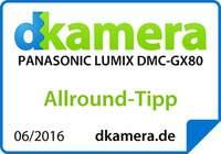 Für weitere Info hier klicken. Artikel: Panasonic DMC-GX80 + AF 12-32mm Asph. schwarz